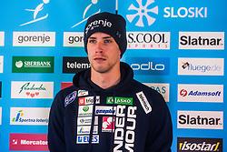 Anze Semenic of Nordic team at media day of Ski Association of Slovenia before new winter season 2018/19, on October 4, 2018 in Ski resort Pohorje, Maribor, Slovenia. Photo by Grega Valancic / Sportida