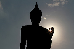 May 10, 2017 - Thailand - Visakha, also known as Buddha Purnima and Buddha Day, is a holiday observed traditionally by Buddhists. (Credit Image: © Vichan Poti/Pacific Press via ZUMA Wire)