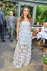 Vicky Lee at The Ivy Chelsea Garden Summer Party ,The Ivy Chelsea Garden, King's Road, London, England. 14 May 2019. <br /> <br /> ***For fees please contact us prior to publication***