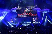 RTL The Christmas Show 2017 in het Ziggo Dome, Amsterdam.<br /> <br /> Op de foto:  Glennis Grace , Buddy Vedder en Carlo Boszhard