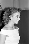 Sophie de Swarzburg-Gunther. 1987. © Copyright Photograph by Dafydd Jones 66 Stockwell Park Rd. London SW9 0DA Tel 020 7733 0108 www.dafjones.com