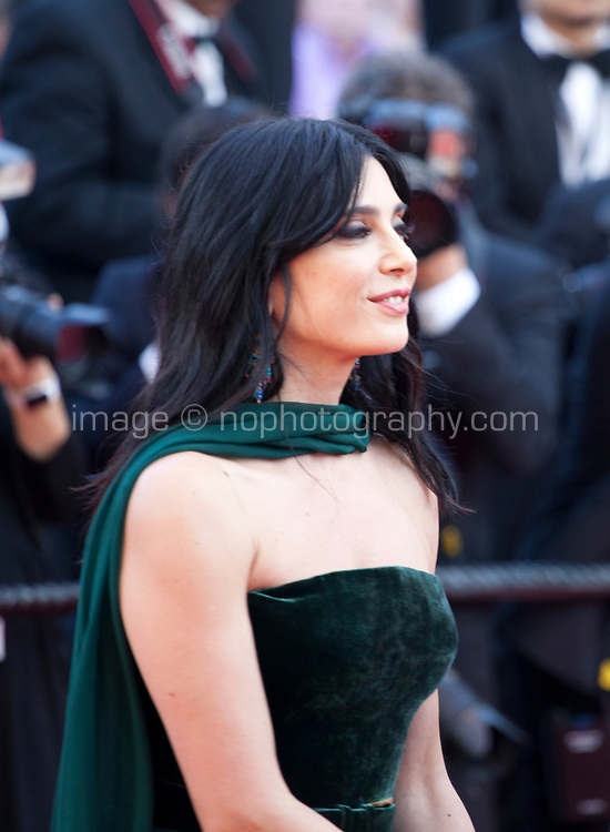 Director Nadine Labaki, at the Capharnaüm (Cafarnaúm)  gala screening at the 71st Cannes Film Festival, Thursday 17th May 2018, Cannes, France. Photo credit: Doreen Kennedy