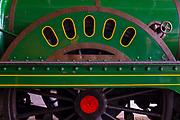 Tren del Centenari, Mataro, Museu del Ferrocarril de Catalunya Vilanova i la Geltrú. Railway museum in Vilanova i Geltru, Catalonia, Spain. Museo del Ferrocarril de Cataluña.