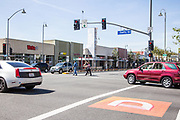 Downey Gateway at Downey Ave and Firestone Blvd