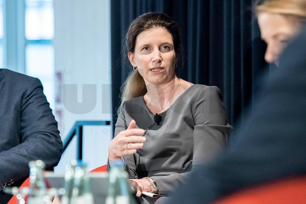 13 SEP 2018, BERLIN/GERMANY:<br /> Dr. Bettina Orlopp, Mitglied des Vorstands Commerzbank, Jahreskonferenz SPD Wirtschaftsforum, Maritim proArte Hotel<br /> IMAGE: 20180913-02-242