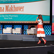 Cardinal Health RBC 2017 Opening Session testimonial with Biana Makhover, Co-Op City Pharmacy (Bronx). Photo by Alabastro Photography.