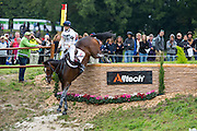 Harry Meade, (GBR), Wild Lone - Eventing Cross Country test - Alltech FEI World Equestrian Games™ 2014 - Normandy, France.<br /> © Hippo Foto Team - Leanjo de Koster<br /> 30/08/14