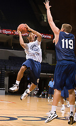 PG Phillip Pressey (Ashburnham, MA / Cushing Academy).  The NBA Player's Association held their annual Top 100 basketball camp at the John Paul Jones Arena on the Grounds of the University of Virginia in Charlottesville, VA on June 20, 2008