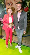 2017-10-30. Premiere van Harrie en Eva bij de Goudse Schouwburg in Gouda. Op de foto: Mariska van Kolck
