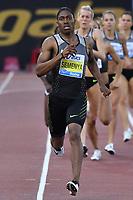 Caster SEMENYA RSA 800m Women Winner <br /> Roma 03-06-2016 Stadio Olimpico <br /> IAAF Diamond League Golden Gala <br /> Atletica Leggera<br /> Foto Andrea Staccioli / Insidefoto