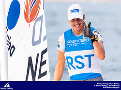 Ready Steady Tokio Sailing 2019. ©PEDRO MARTINEZ/SAILING ENERGY/WORLD SAILING<br /> 22 August, 2019.