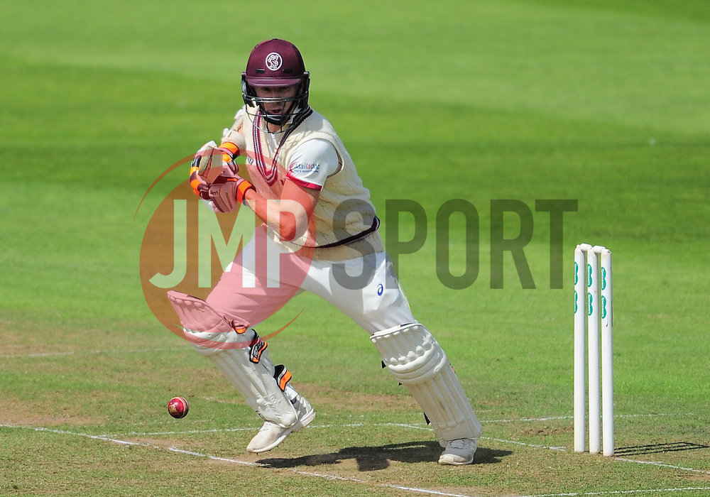 Chris Rogers of Somerset in action.  - Mandatory by-line: Alex Davidson/JMP - 04/08/2016 - CRICKET - The Cooper Associates County Ground - Taunton, United Kingdom - Somerset v Durham - County Championship