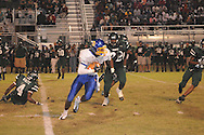 Oxford High vs. West Point in West Point, Miss. on Friday, October 8, 2010. West Point won 22-20.