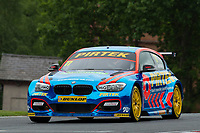 #77 Andrew Jordan BMW Pirtek Racing  BMW 125i M Sport  during Round 4 of the British Touring Car Championship  as part of the BTCC Championship at Oulton Park, Little Budworth, Cheshire, United Kingdom. May 20 2017. World Copyright Peter Taylor/PSP.
