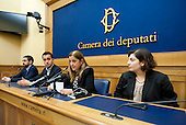 M5S press conference