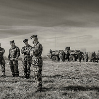 National day of the reservist 2015 b&w