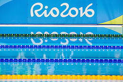 Lanes on day 1 during the Rio 2016 Summer Paralympics Games on September 8, 2016 in Olympic Aquatics Stadium, Rio de Janeiro, Brazil. Photo by Vid Ponikvar / Sportida
