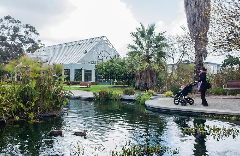 St.Kilda botanical gardens