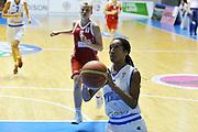 CAGLIARI 19 AGOSTO 2011<br /> CAMPIONATI EUROPEI U 16<br /> ITALIA RUSSIA<br /> NELLA FOTO DJEDJEMEL<br /> FOTO CIAMILLO