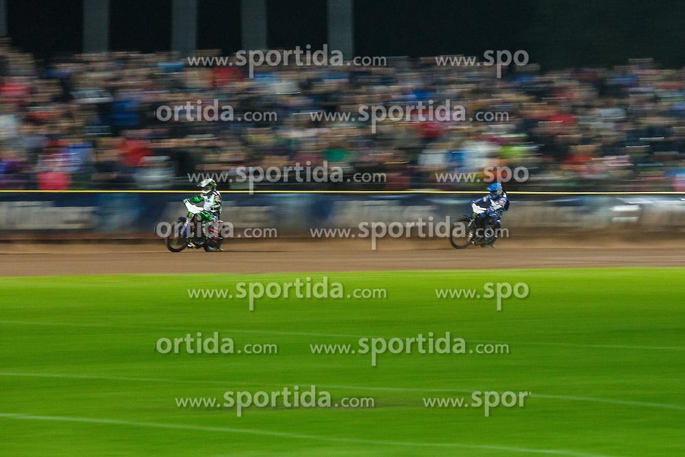 during FIM Speedway Grand Prix World Cup, Krsko, on 30. April, 2016, in Sports park Krsko, Slovenia. Photo by Grega Valancic / Sportida