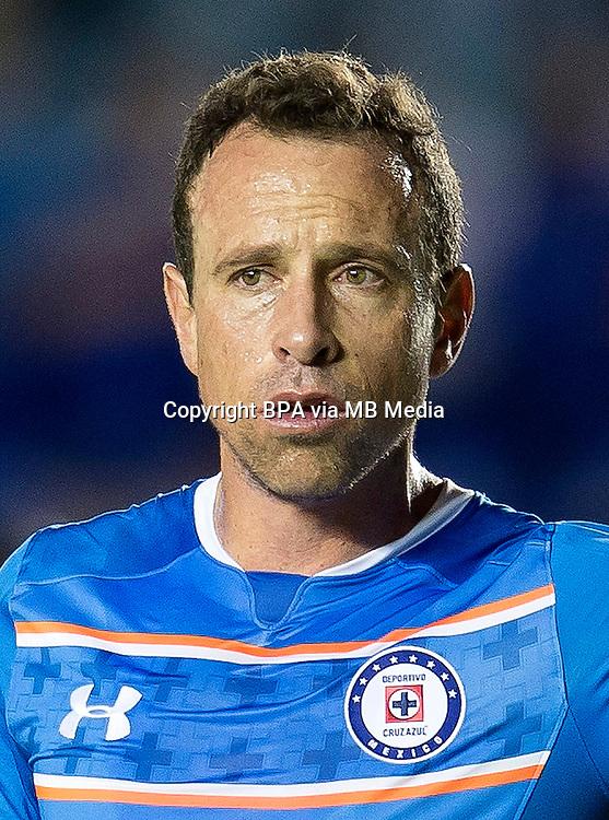 Mexico League - BBVA Bancomer MX 2015-2016 - <br /> La Maquina - Cruz Azul Fc / Mexico - <br /> Gerardo Torrado Diez de Bonilla