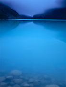 Dawn, Lake Louise, Banff National Park, Canada  1995