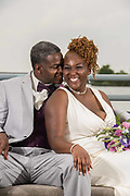 Clarence and Tameka Wedding | New Bern Weddings