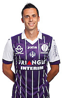 Jessy Pi of Toulouse during the photo shooting session of Toulouse FC for the new season 2016/2017 in Toulouse on September 16th 2016<br /> Photo : TFC / Icon Sport