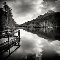 Glencoe Lochan, Highlands, Scotland, UK