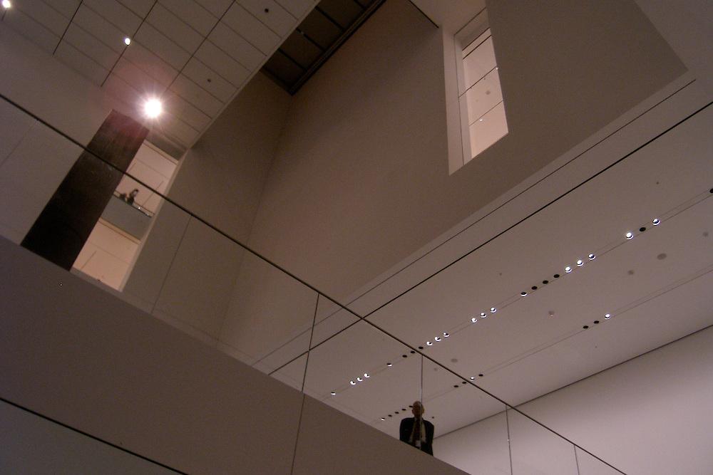 MOMA Art Museum, New York, New York.<br />Friday September 9, 2005.