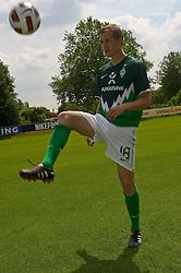 05.07.2010, Platz 5, Bremen, GER, Training Werder Bremen 1. FBL im Bild  Felix Kroos (Bremen #18)   Foto © nph / Kokenge / SPORTIDA PHOTO AGENCY
