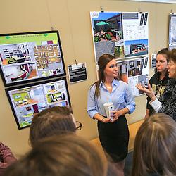 EHS Senior Interior Design Exhibition