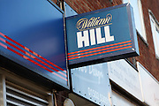 William Hill. High street shops and shopping,  January 2009, Lowestoft, Suffolk, England