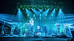 Grizzly Bear perform at The Fox Theater - Oakland, CA - 10/9/12