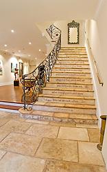 1824 R Street NW Poetic Staircase Artist Inn Washington DC