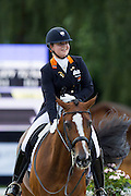 Antoinette te Riele - Ziggy<br /> FEI European Championships Dressage Juniors and Young Riders 2012<br /> © DigiShots