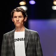 NLD/Amsterdam/20181103 - Elite Model Look finale 2018, winnaar Olivier Julius Hagen