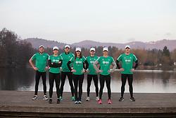 2. skupinski tek pod okriljem Volkswagen Ljubljanskega maratona, on January 27, 2018 in Ljubljana, Slovenia. Photo by Urban Urbanc / Sportida