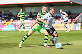 Boreham Wood v Forest Green Rovers 060816