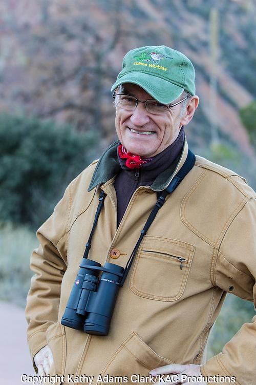 Gary Clark, Big Bend National Park, Chihuahuan Desert, west Texas