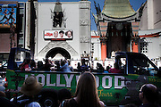 Los Angeles, April 8 2012- Film premiere at Grauman's chinese theater.