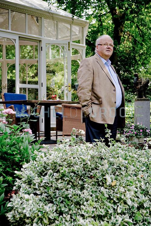 Chris Oomen, directeur van DSU.Zorgverzekeringen in Delft, Netherlands op 02 July, 2009.  (Photo by Michel de Groot)