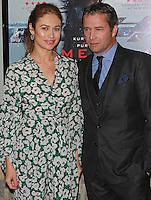Olga Kurylenko & James Purefoy, Momentum - UK Film Premiere, Prince Charles Cinema, London UK, 24 October 2015, Photo by Brett D. Cove