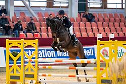 GAMMERSBACH Kira (GER), Fastina <br /> Neustadt-Dosse - CSI 2019<br /> Amateur Bronze Tour<br /> 10. Januar 2019<br /> © www.sportfotos-lafrentz.de/Stefan Lafrentz