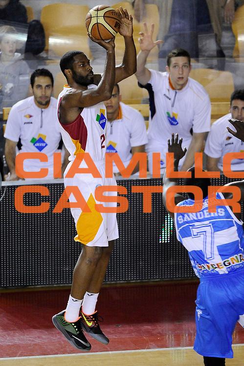 DESCRIZIONE : Roma Lega A 2014-2015 Acea Roma Banco di Sardegna Sassari<br /> GIOCATORE : Kyle Gibson<br /> CATEGORIA : tiro three points<br /> SQUADRA : Acea Roma<br /> EVENTO : Campionato Lega A 2014-2015<br /> GARA : Acea Roma Banco di Sardegna Sassari<br /> DATA : 02/11/2014<br /> SPORT : Pallacanestro<br /> AUTORE : Agenzia Ciamillo-Castoria/Max.Ceretti<br /> GALLERIA : Lega Basket A 2014-2015<br /> FOTONOTIZIA : Roma Lega A 2014-2015 Acea Roma Banco di Sardegna Sassari<br /> PREDEFINITA :