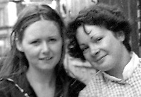 Philomena Green, 16 years, from Lurgan, N Ireland, right, who was killed in a booby-trap explosion in a vacant house in Mary Street. She was along with a friend, Joanne O'Hagan, who survived the blast. They entered the  vacant house, which was rented by Joanne's father, when they saw a light on.  Another friend, Nuala Burke, was also with them at the time and suffered horrific facial and sight injuries in the blast.The Provisional IRA admitted they planted the bomb and apologised to the family. They claimed the house was being used by British soldiers as an observation post. 197611270522a.<br /> <br /> Copyright Image from Victor Patterson, 54 Dorchester Park, Belfast, UK, BT9 6RJ<br /> <br /> t1: +44 28 9066 1296 (from Rep of Ireland 048 9066 1296)<br /> t2: +44 28 9002 2446 (from Rep of Ireland 048 9002 2446)<br /> m: +44 7802 353836<br /> <br /> e1: victorpatterson@me.com<br /> e2: victorpatterson@gmail.com<br /> <br /> The use of my copyright images is subject to my Terms & Conditions.<br /> <br /> It is IMPORTANT that you familiarise yourself with them. They are available on my website at www.victorpatterson.com.<br /> <br /> None of my copyright images may be used on a website unless they are visibly watermarked, i.e. © Victor Patterson within the body of the visible image. Metadata denoting my copyright must NOT be deleted. <br /> <br /> Web use is extra at currently recommended NUJ rates.