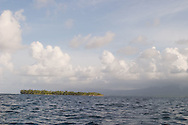 The San Blas Islands off the coast of Panama