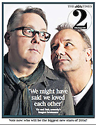 Vic Reeves Bob Mortimer Portrait Grouchos