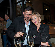 ROLAND MOURET; REBECCA CARCELLE AT COLLECTION PIERRE, , The Pimlico Road Summer party. London SW1. 9 June 2009