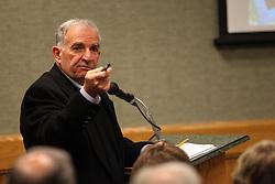 January 24, 2011: Bridgeport City Council Meeting. (Photo by: Ben Queen)